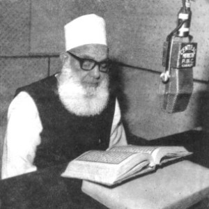 Moulana Ehtesham ul Haq Thanvi